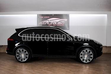 Foto venta Auto usado Porsche Cayenne 3.6L (2016) color Negro precio $769,000