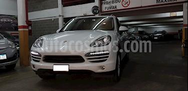 Porsche Cayenne 3.0L V6 Aut usado (2013) color Blanco precio u$s54.900