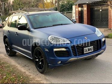 Porsche Cayenne GTS usado (2010) color Azul precio $39.900