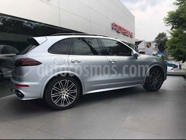 Foto venta Auto usado Porsche Cayenne GTS (2017) color Plata precio $1,425,000