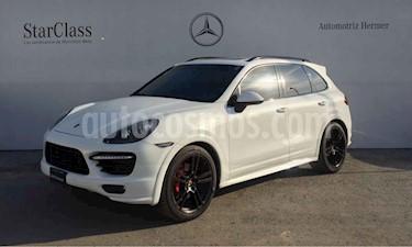Porsche Cayenne 5p GTS V8/4.8 Tiptronic usado (2014) color Blanco precio $669,900