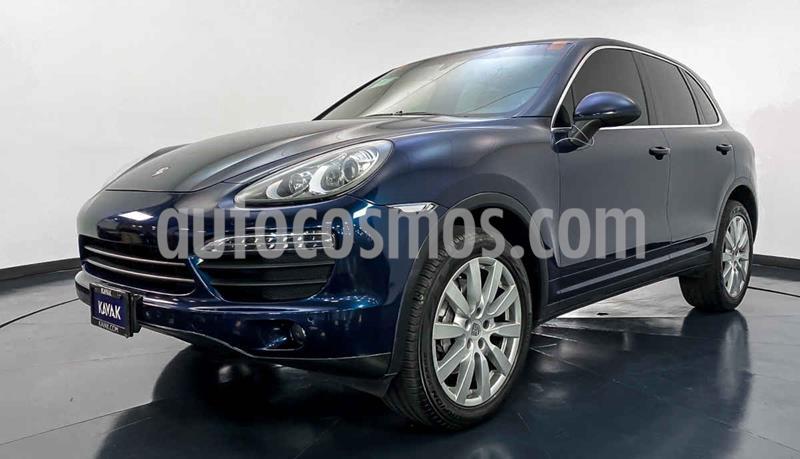 Porsche Cayenne S Tiptronic usado (2011) color Azul precio $609,999