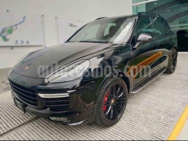 Porsche Cayenne GTS usado (2016) color Negro precio $855,000