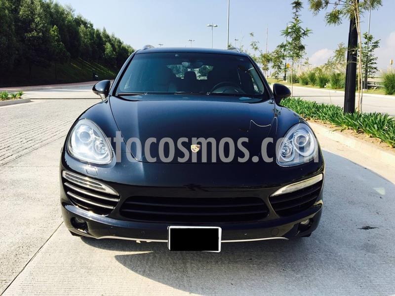 Porsche Cayenne S Hybrid 3.0L usado (2011) color Negro precio $360,000