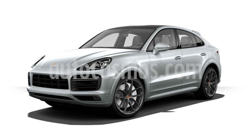 Porsche Cayenne Turbo Coupe nuevo color Plata precio $2,604,673