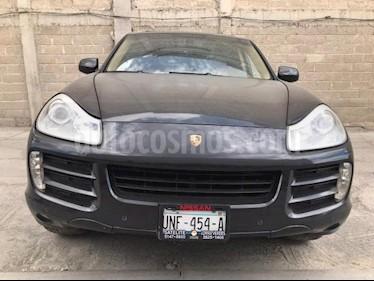 Porsche Cayenne Tiptronic usado (2008) color Negro precio $209,900