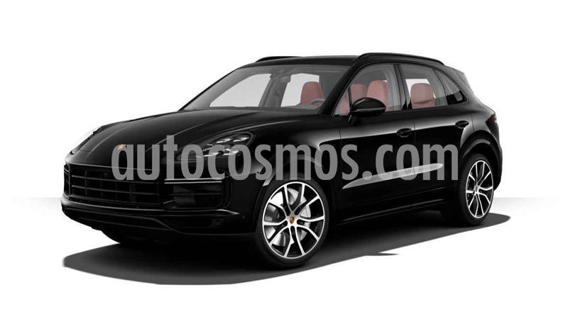 Porsche Cayenne Turbo nuevo color Negro precio $2,459,095