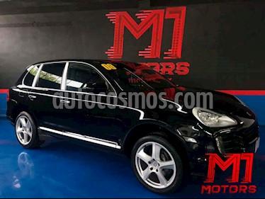 Porsche Cayenne Tiptronic usado (2009) color Negro precio $325,000