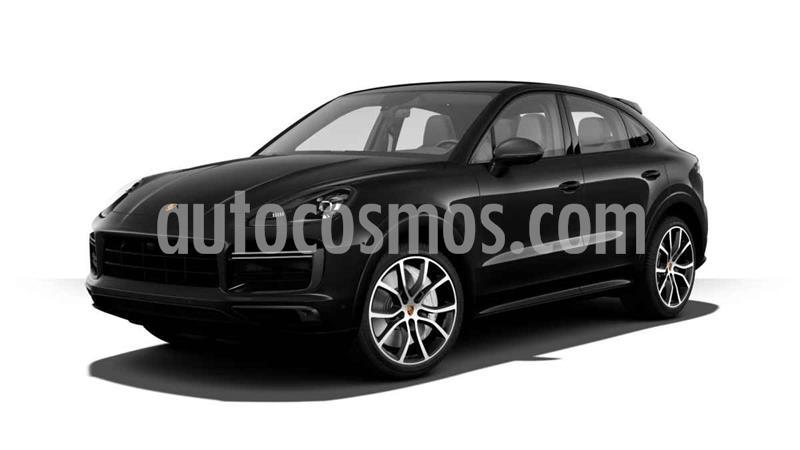 Porsche Cayenne Turbo Coupe nuevo color Negro precio $2,742,964