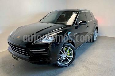 Porsche Cayenne 5p S Hibrido V6/3.0 Aut usado (2019) color Negro precio $1,580,000