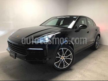 Porsche Cayenne Coupe 3.6L usado (2020) color Negro precio $1,740,000
