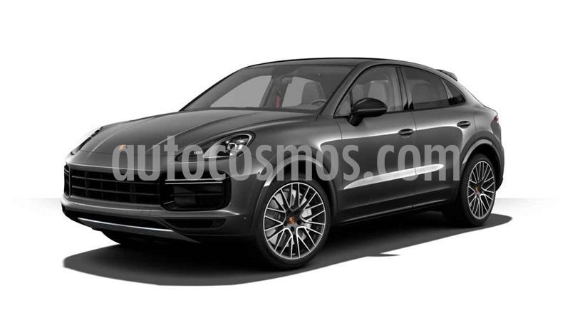 Porsche Cayenne Turbo Coupe nuevo color Gris precio $2,614,503