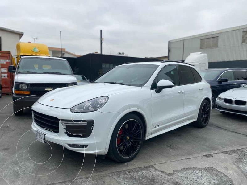 Porsche Cayenne GTS usado (2016) color Blanco precio $875,800