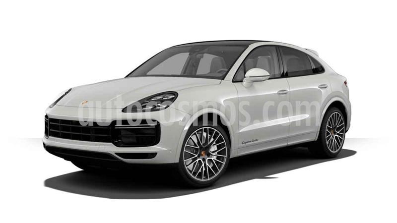 Porsche Cayenne Turbo nuevo color Plata precio $2,711,157