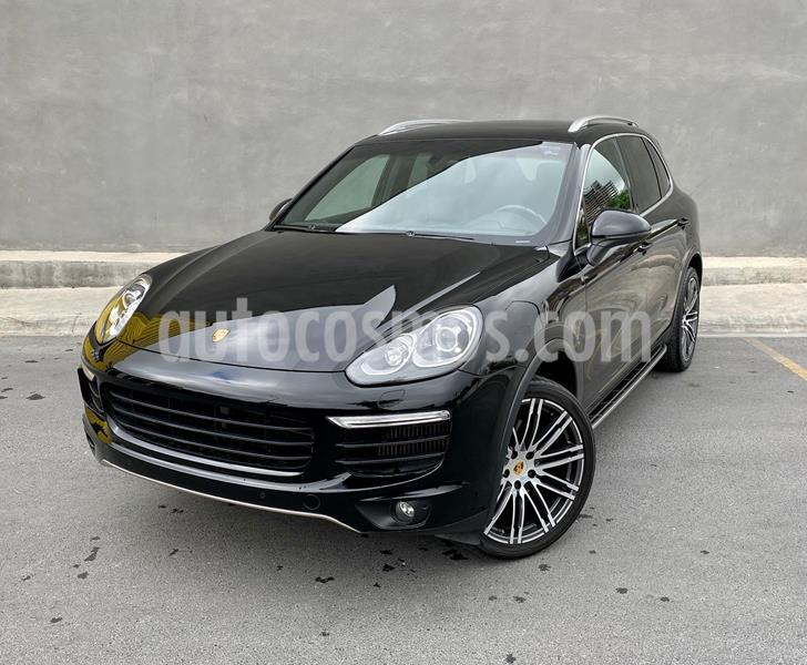 Porsche Cayenne S Tiptronic usado (2016) color Negro precio $860,000