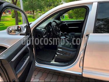Porsche Cayenne S 4.8L usado (2009) color Plata Metalico precio $250,000