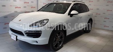 Foto Porsche Cayenne S Hybrid usado (2013) color Blanco precio $550,000