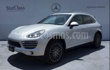 Foto venta Auto usado Porsche Cayenne Tiptronic (300Hp)  (2014) color Plata precio $524,900