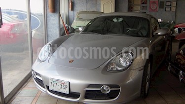 Foto venta Auto Seminuevo Porsche Cayman 2.7L Tiptronic (2006) color Plata precio $600,000