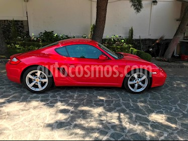 Foto venta Auto usado Porsche Cayman 2.7L Tiptronic (2008) color Rojo precio $600,000