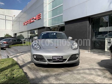 Foto venta Auto usado Porsche Cayman 2.7L (2011) color Plata precio $570,000