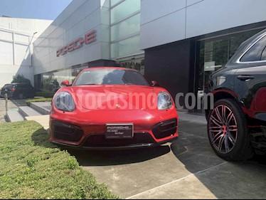 Foto venta Auto usado Porsche Cayman GTS PDK (2015) color Rojo precio $1,030,000