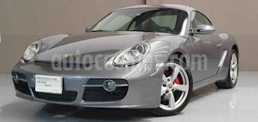 Foto Porsche Cayman S 3.4L usado (2006) color Blanco precio $509,000