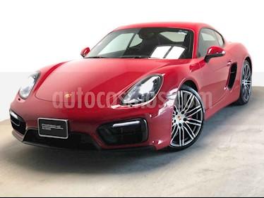 Porsche Cayman 2p GTS H6/3.4 PDK usado (2016) color Rojo precio $1,100,000
