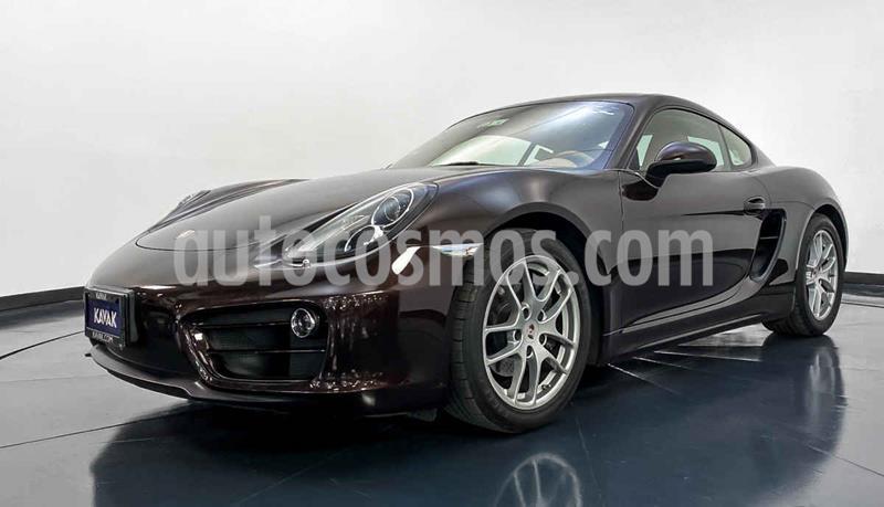 Porsche Cayman 2.7L PDK usado (2014) color Blanco precio $817,999