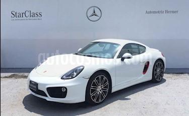 Porsche Cayman S 3.4L PDK usado (2015) color Blanco precio $999,900