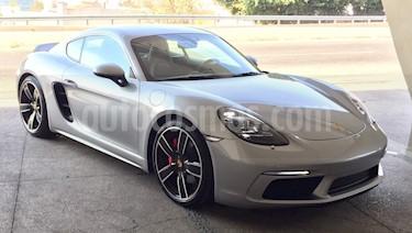 Foto venta Auto usado Porsche Cayman S (2018) color Plata GT precio $1,499,000
