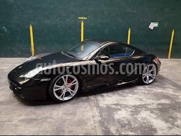 Foto venta Auto usado Porsche Cayman S (2007) color Negro precio $600,000