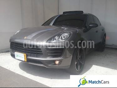 Foto venta Carro usado Porsche Macan 3.6L S (2015) color Gris Metalico precio $189.990.000