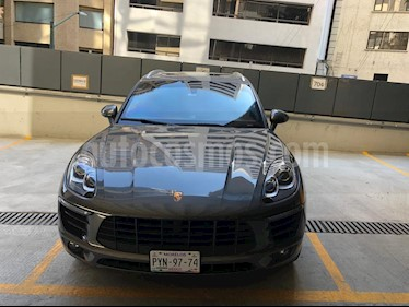 Porsche Macan GTS usado (2015) color Gris Acero precio $1,000,000