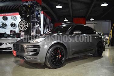 Porsche Macan Turbo usado (2014) color Gris precio $700,000