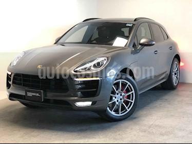 Porsche Macan Turbo usado (2016) color Gris precio $890,000