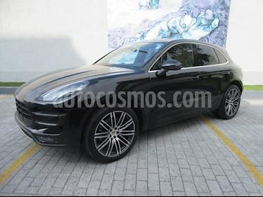 Porsche Macan Turbo usado (2017) color Negro precio $969,000