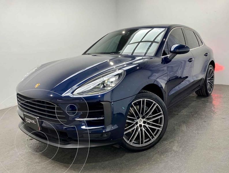 Foto Porsche Macan S usado (2020) color Azul precio $1,295,000