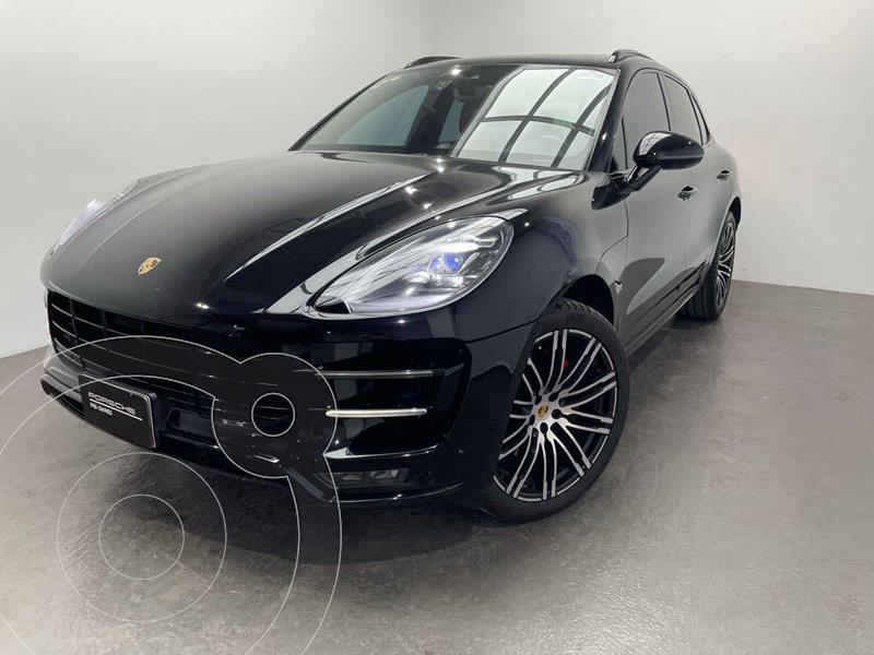 Foto Porsche Macan Turbo usado (2017) color Negro precio $1,100,000