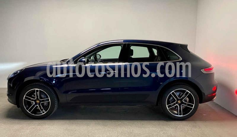 Porsche Macan S usado (2020) color Azul precio $1,390,000