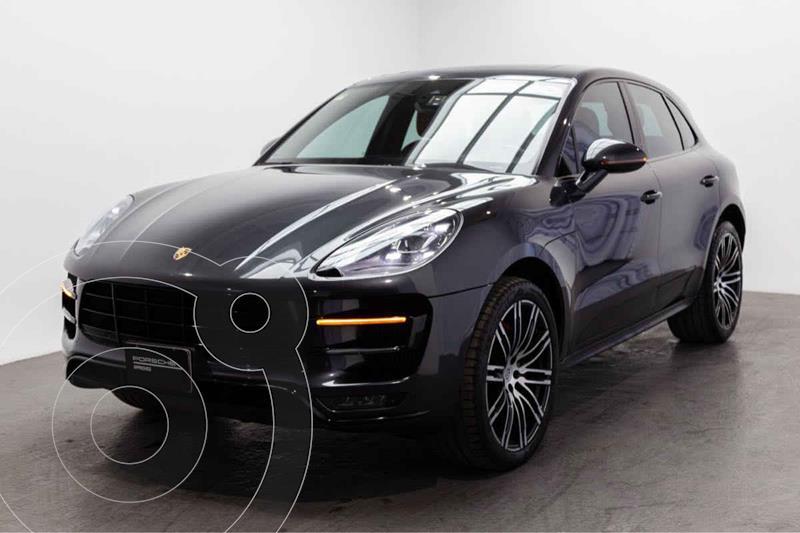 Foto Porsche Macan Turbo usado (2018) color Gris precio $1,150,000