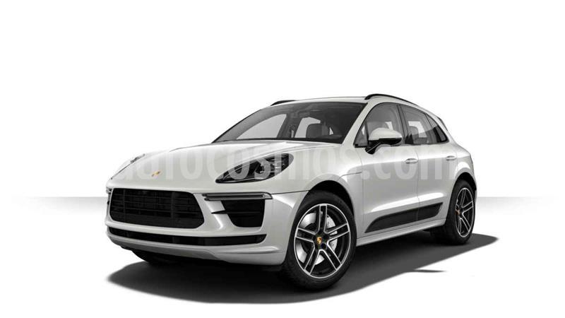Porsche Macan Turbo nuevo color Blanco precio $1,894,799