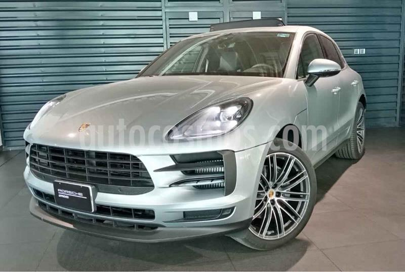 Porsche Macan S usado (2020) color Plata precio $1,450,000