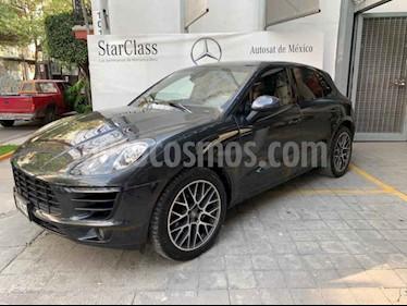Foto venta Auto usado Porsche Macan S (2017) color Gris precio $980,000
