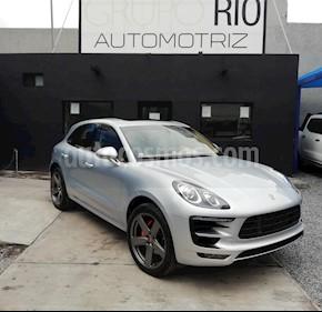 Foto venta Auto usado Porsche Macan S (2016) color Plata Paladio precio $820,000