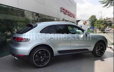 Foto Porsche Macan S usado (2019) color Plata precio $1,350,000