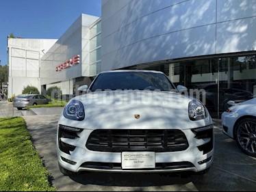 Foto Porsche Macan Turbo usado (2016) color Blanco precio $880,000