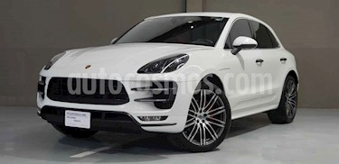 Foto Porsche Macan Turbo usado (2017) color Blanco precio $1,090,000