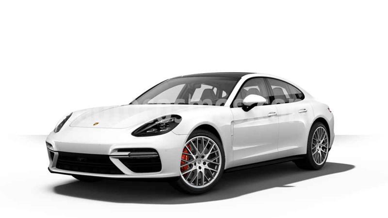 Porsche Panamera Turbo PDK nuevo color Blanco precio $3,094,996