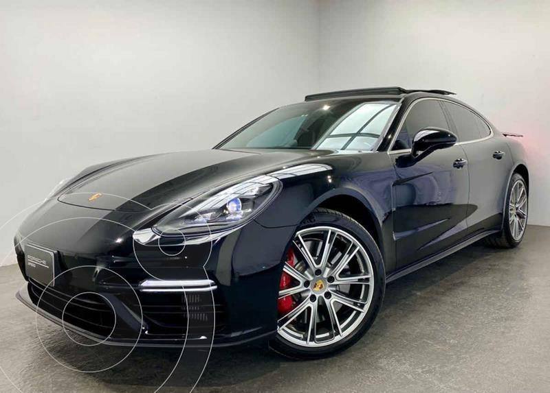 Foto Porsche Panamera Turbo PDK usado (2018) color Negro precio $2,250,000